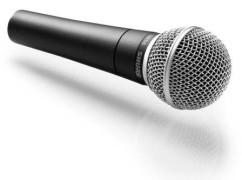 SHURE+SM58+LCE