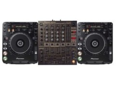 Pioneer DJ Speaker Sound Systems