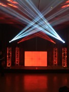 disco lighting, lasers and led hire